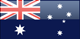 Country flag of Australia
