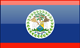 Country flag of Belize