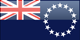 Country flag of Cook Islands