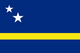 Country flag of Curacao