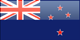Country flag of New Zealand