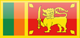 Country flag of Sri Lanka